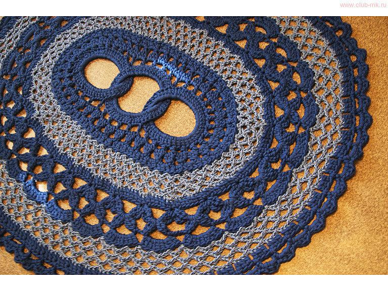 Шнур для вязания ковров крючком 648