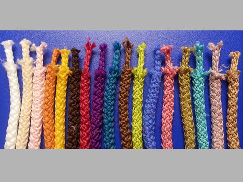 Шнуры для вязания ковров от ивановской фабрики